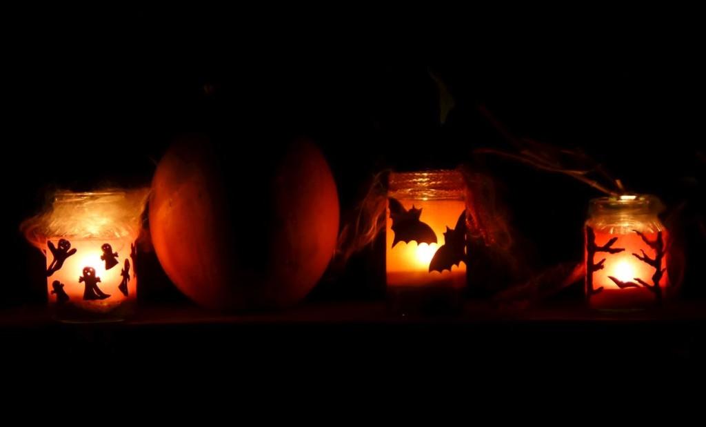 Halloween Laternen