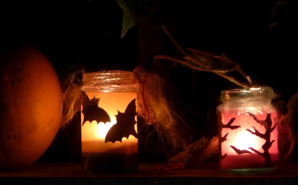Hallowen Lampen