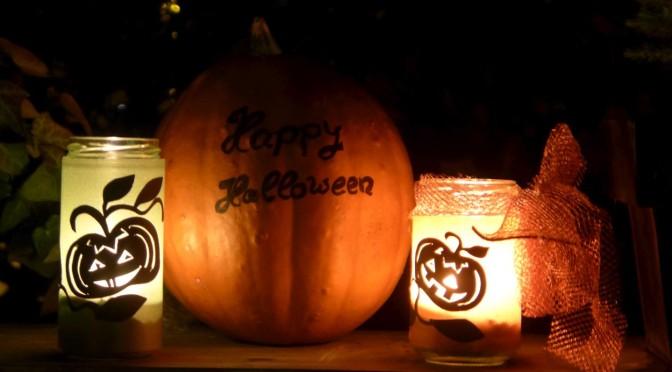 Halloween Lichter