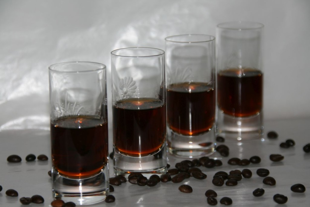 Kaffe Likoer, Kffelikoer