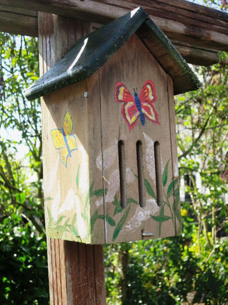 Schmetterlingshotel